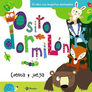 OSITO DORMILÓN. CUENTA Y JUEGA