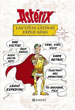 ASTÉRIX. LAS CITAS LATINAS EXPLICADAS