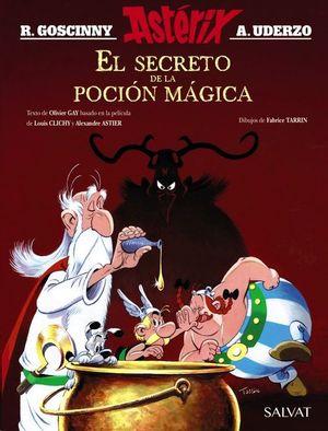 EL SECRETO DE LA POCIÓN MÁGICA. EL ÁLBUM DE LA PELÍCULA