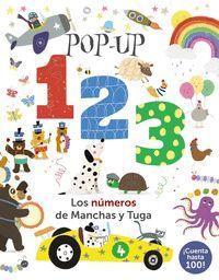 POP-UP 123. LOS NÚMEROS DE MANCHAS Y TUGA