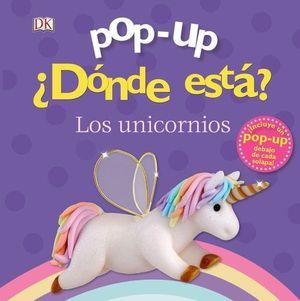 POP-UP. ¿DÓNDE ESTÁ LOS UNICORNIOS