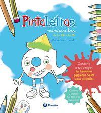 PINTALETRAS MINÚSCULAS DE LA A A LA Z