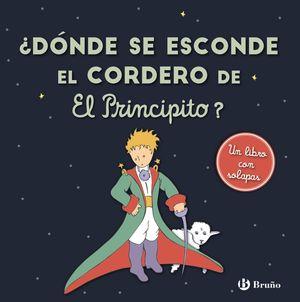 DONDE SE ESCONDE EL CORDERO DE EL PRINCIPITO