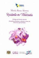 MARÍA ROSA ALONSO, RESIDENTE EN VENEZUELA