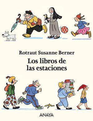 LOS LIBROS DE LAS ESTACIONES (ESTUCHE)