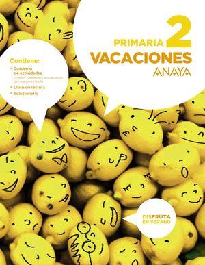 VACACIONES 2 PRIMARIA EN VERANO 2016