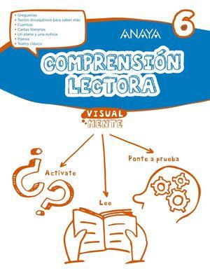 COMPRENSIÓN LECTORA 6.