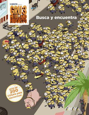 GRU 3: BUSCA Y ENCUENTRA