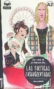 EL MISTERIO DE LAS TORTUGAS ENSANGRENTADAS