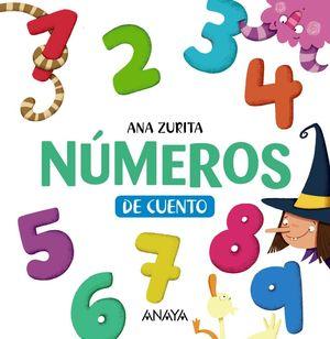 NUMEROS DE CUENTO