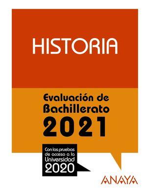 HISTORIA 2021 SELECTIVIDAD