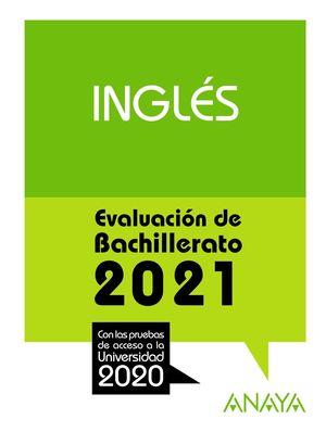 INGLÉS 2021 SELECTIVIDAD