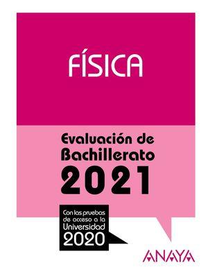 FÍSICA 2021 SELECTIVIDAD