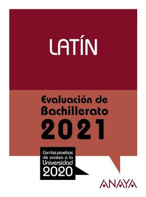 LATÍN 2021 SELECTIVIDAD