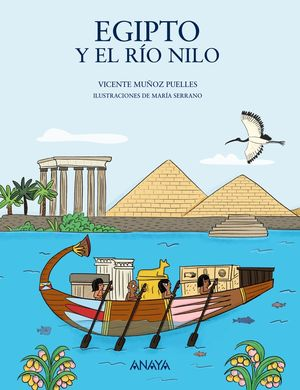 EGIPTO Y EL RÍO NILO