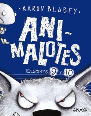 ANIMALOTES 9 Y 10: EL LOBO FEROZ / UN DÍA MOVIDITO