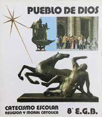 PUEBLO DE DIOS 8 EGB CATECISMO ESCOLAR