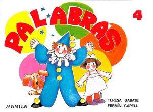 PALABRAS ESCRITURA 4
