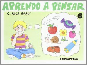 APRENDO A PENSAR 6