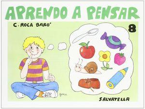 APRENDO A PENSAR 8