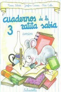 CUADERNO RATITA SABIA 3(CUR.)