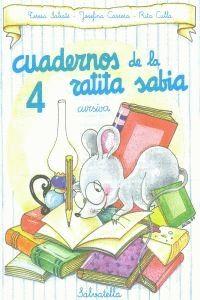 CUADERNO RATITA SABIA 4 (CUR.)