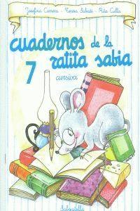 CUADERNO RATITA SABIA 7(CUR.)