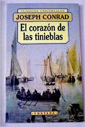 EL CORAZÓN DE LAS TINTIEBLAS