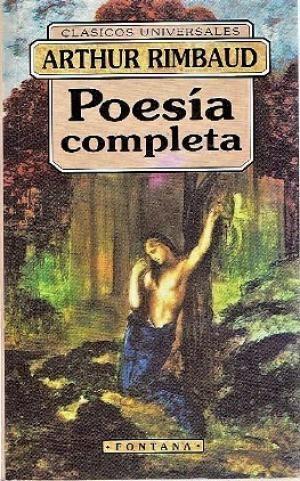 POESÍA COMPLETA. RIMBAUD