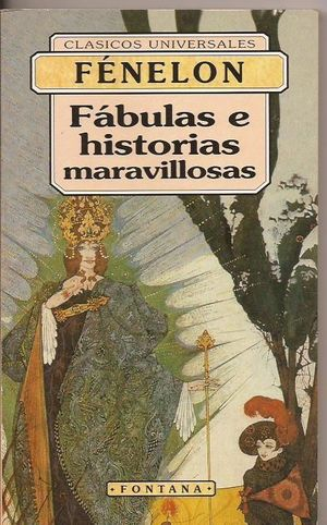 FÁBULAS E HISTORIAS MARAVILLOSAS
