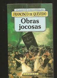 OBRAS JOCOSAS. QUEVEDO