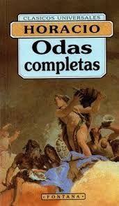 ODAS COMPLETAS. HORACIO