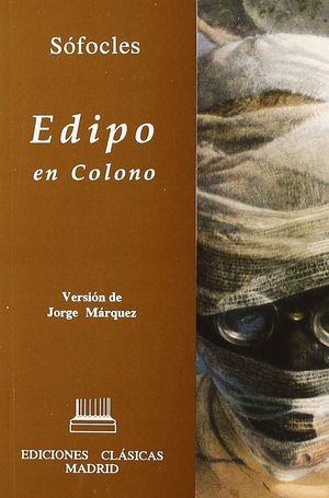 EDIPO EN COLONO