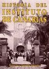 HISTORIA DEL INSTITUTO DE CANARIAS