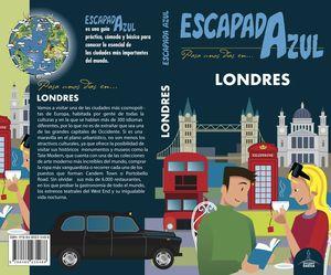 LONDRES 2017 ESCAPADA AZUL