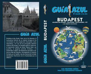BUDAPEST 2017 GUIA AZUL