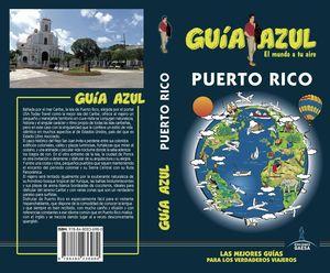 PUERTO RICO 2017 GUIA AZUL