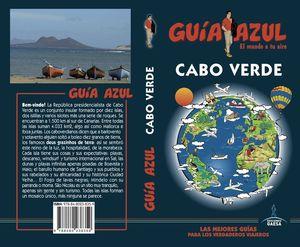 CABO VERDE 2017 GUIA AZUL