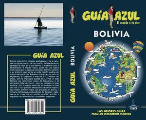 BOLIVIA 2017 GUIA AZUL