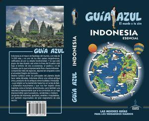 INDONESIA 2017 GUIA AZUL