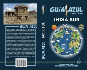 INDIA SUR 2017 GUIA AZUL