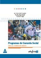 SALDOPROGRAMAS DE GARANTÍA SOCIAL. ÁREA DE FORMACIÓN BÁSICA. COLECCIÓN EDUFORMA.MAD