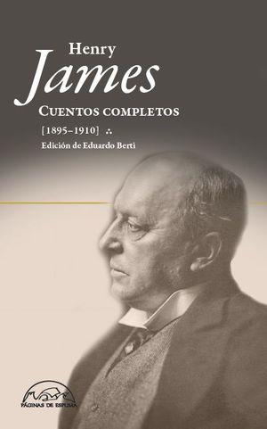 CUENTOS COMPLETOS (1895-1910) HENRY JAMES