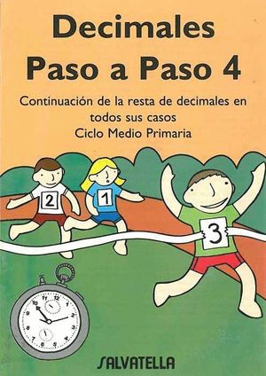 DECIMALES PASO A PASO 4