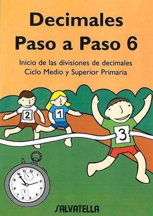 DECIMALES PASO A PASO 6