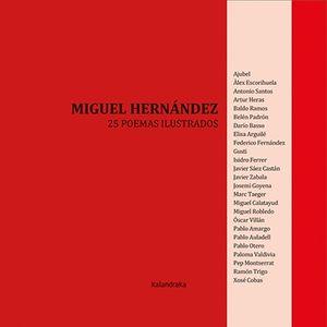 25 POEMAS ILUSTRADOS DE MIGUEL HERNÁNDEZ