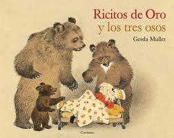 RICITOS DE ORO Y LOS TRES OSOS - CORIMAX