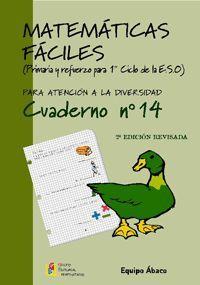 MATEMÁTICAS FÁCILES 14