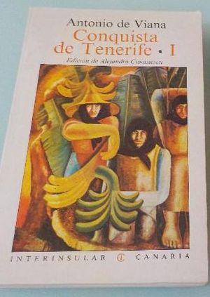 CONQUISTA DE TENERIFE 1 ANTONIO DE VIANA
