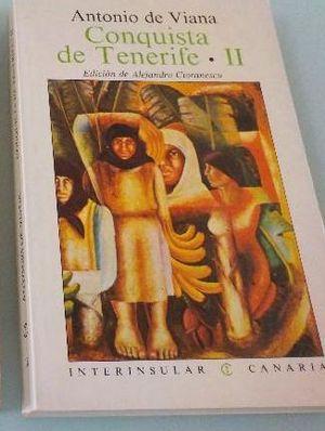 CONQUISTA DE TENERIFE 2. ANTONIO DE VIANA